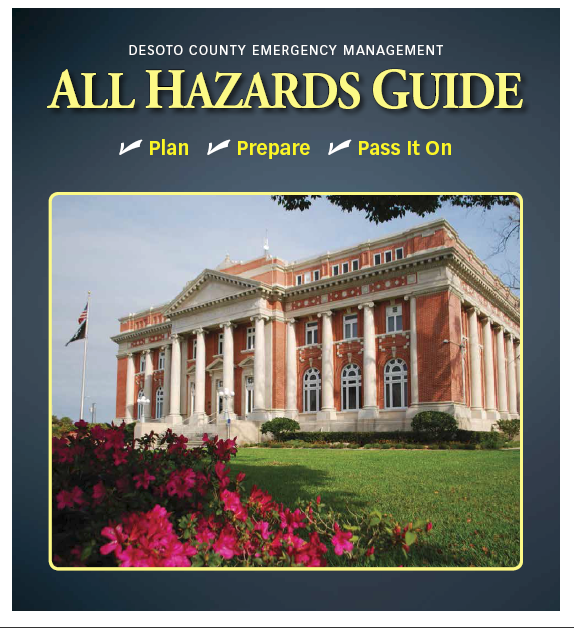 DeSoto County Florida All Hazard Guide- Hurricane, tornado, flood, fire, emergency management
