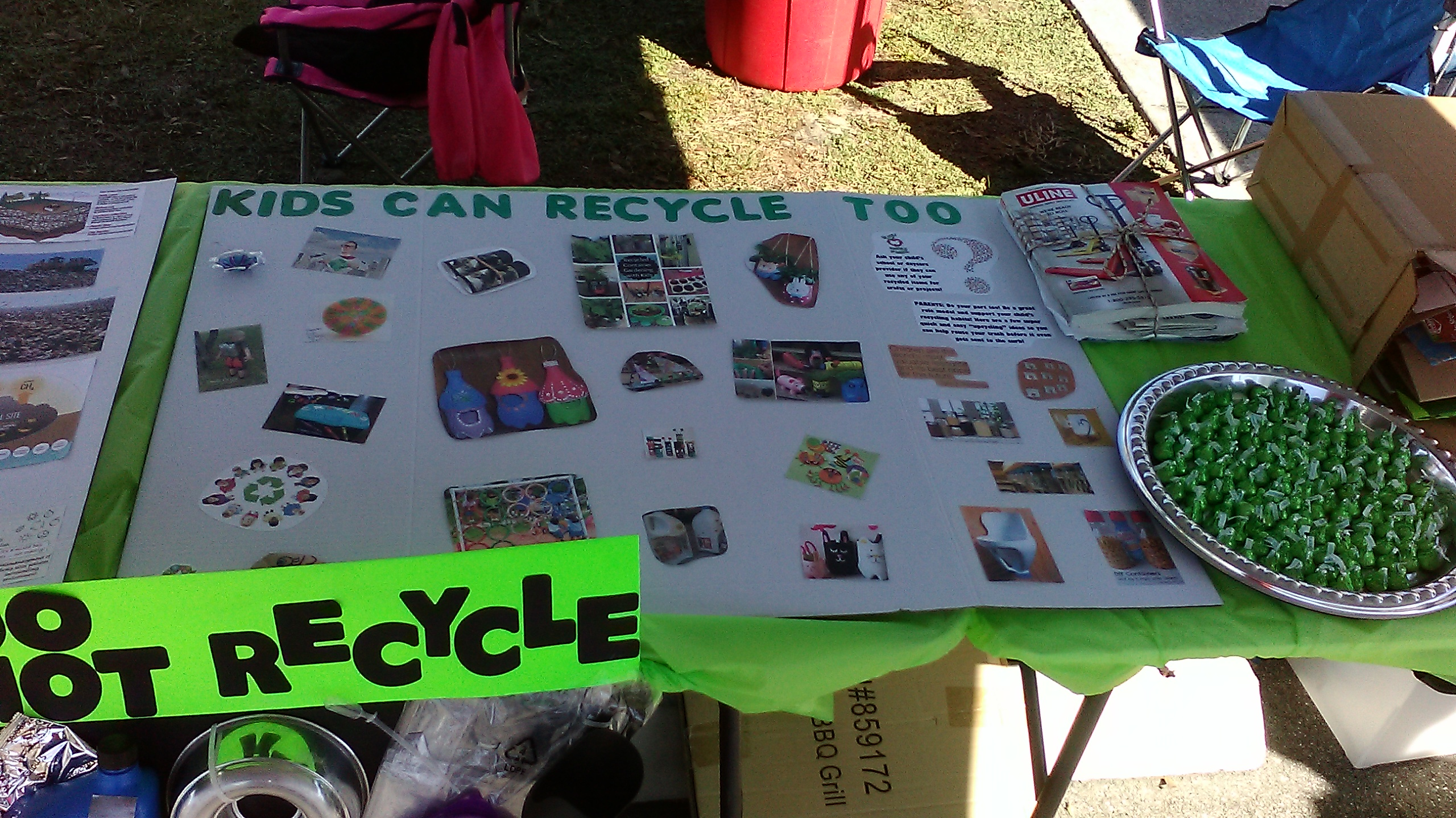 Recycle Poster Board 2