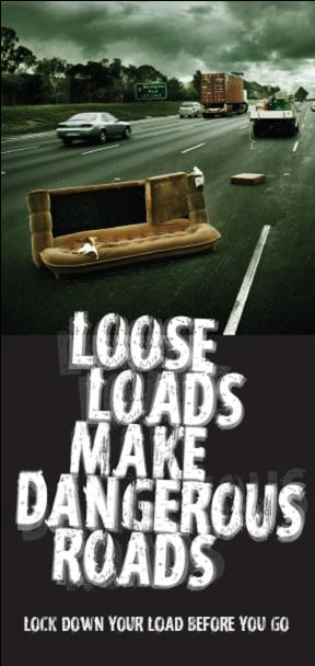 loose objects in a vehicle essay R isks on carrying loose objects inside the cabin while driving your car if you need to drive and you will have your vehicle heavily loaded, then my advice would be.