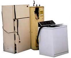 refrigerator, water heater, and washing machine