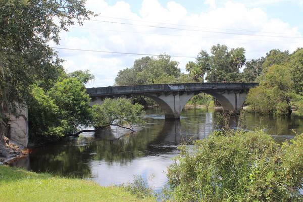 Morgan Park Arcadia Florida DeSoto County