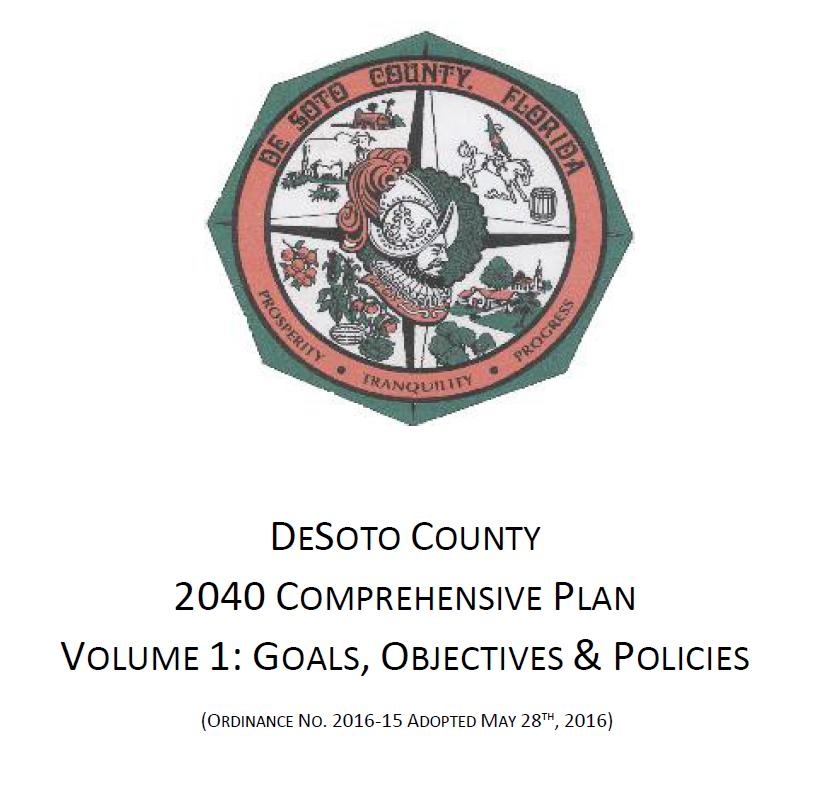 DeSoto County 2040 Comprehensive Plan Link